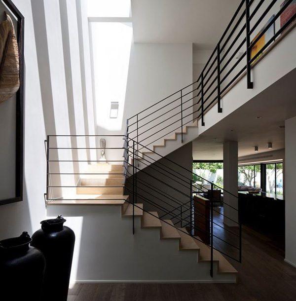 108 Tel Aviv: Biệt thự lãng mạn và sang trọng tại Israel qpdesign