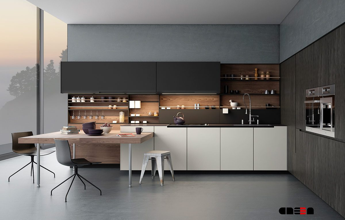 116 20 mẫu thiết kế nhà bếp hiện đại cho ngôi nhà của bạn qpdesign