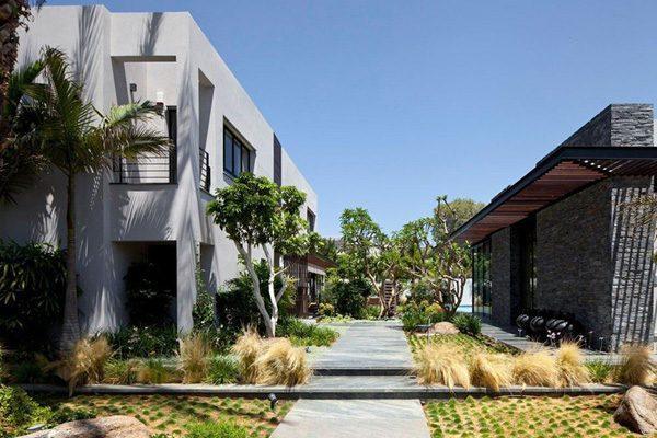 127 Tel Aviv: Biệt thự lãng mạn và sang trọng tại Israel qpdesign