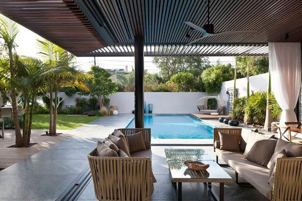 128 Tel Aviv: Biệt thự lãng mạn và sang trọng tại Israel qpdesign