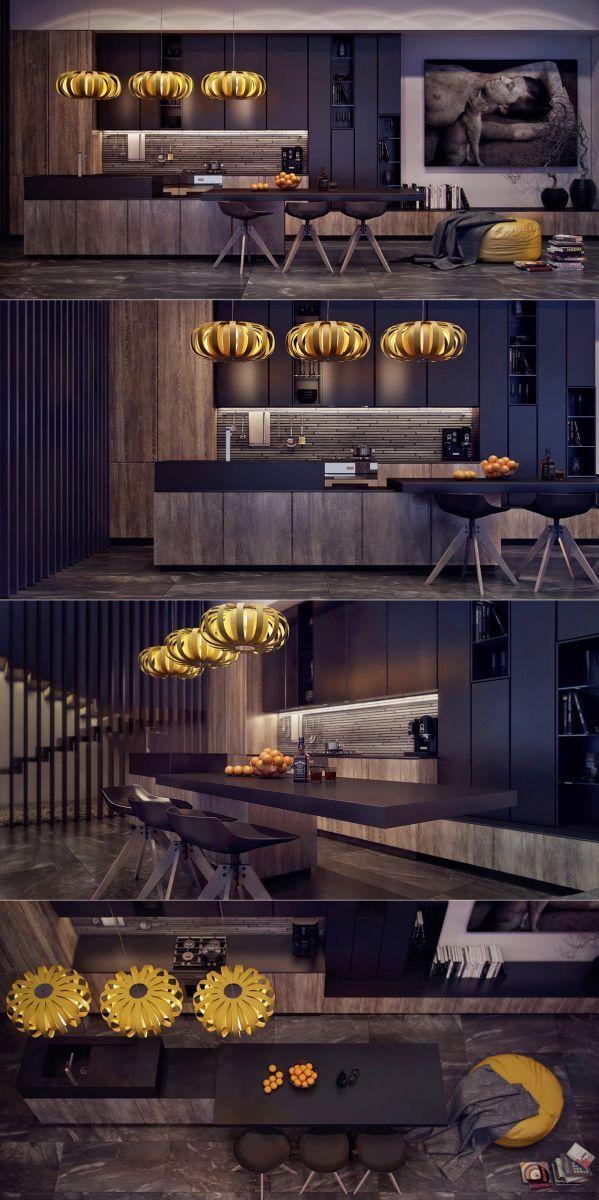 172 20 mẫu thiết kế nhà bếp hiện đại cho ngôi nhà của bạn qpdesign