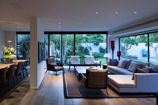 49 Tel Aviv: Biệt thự lãng mạn và sang trọng tại Israel qpdesign