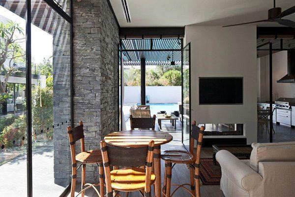 59 Tel Aviv: Biệt thự lãng mạn và sang trọng tại Israel qpdesign