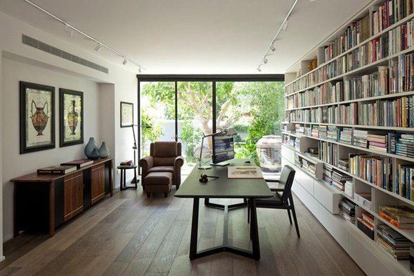 88 Tel Aviv: Biệt thự lãng mạn và sang trọng tại Israel qpdesign