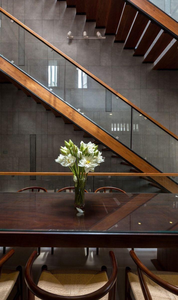 VMhouse interiors 5k resize Ngôi nhà với vườn cây bốn mùa xanh mát tại Hà Nội qpdesign