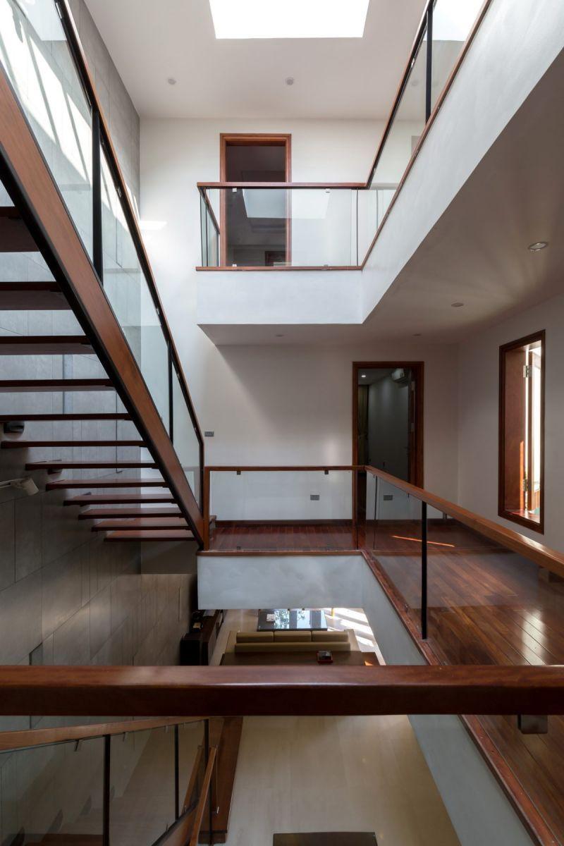 VMhouse interiors 3k resize Ngôi nhà với vườn cây bốn mùa xanh mát tại Hà Nội qpdesign