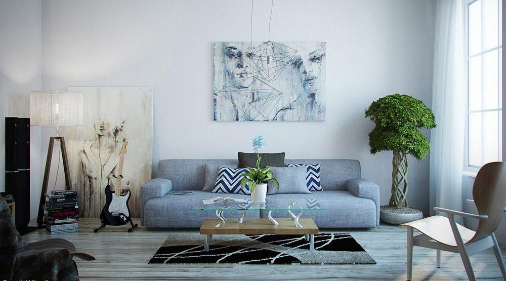 bat mi 10 bi kip tuyet mat trong trang tri noi that a6cdc2b9ca 10 kinh nghiệm cho bạn trong việc tự trang trí nội thất cho nhà đẹp qpdesign