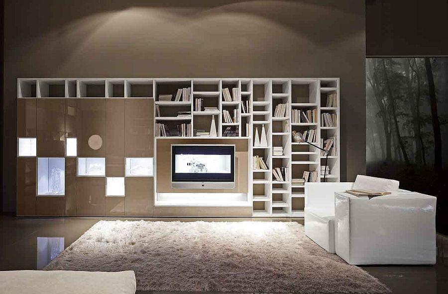 kệ phòng khách 14 15 mẫu kệ đứng cho phòng khách của bạn qpdesign