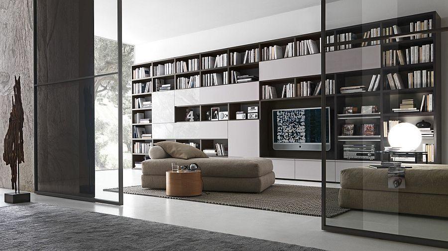 kệ phòng khách 3 15 mẫu kệ đứng cho phòng khách của bạn qpdesign