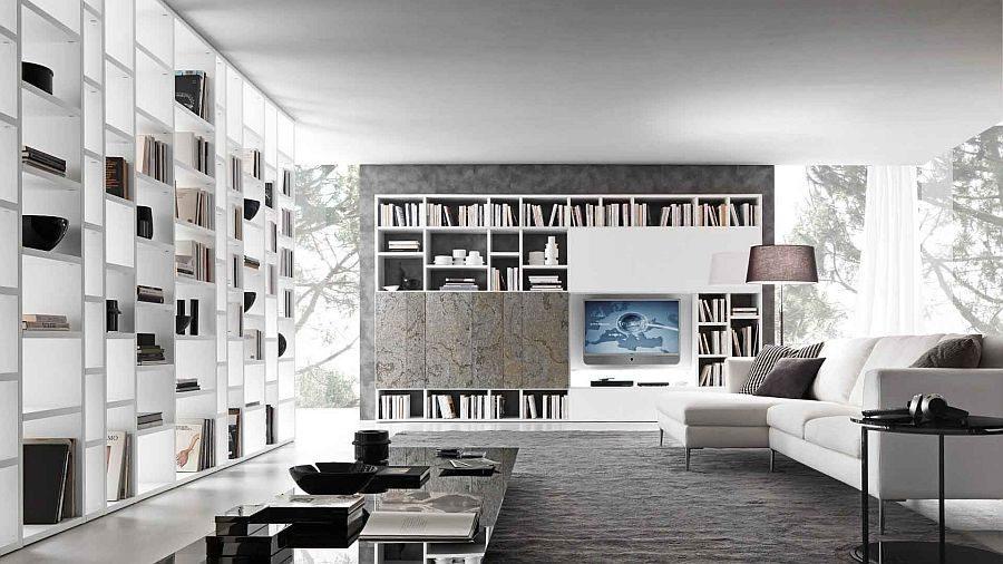 kệ phòng khách 5 15 mẫu kệ đứng cho phòng khách của bạn qpdesign