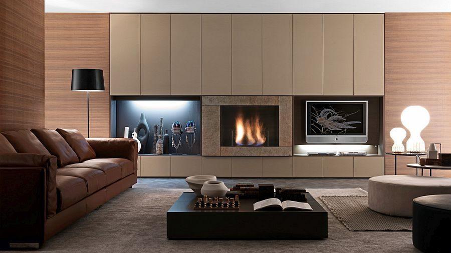 kệ phòng khách 6 15 mẫu kệ đứng cho phòng khách của bạn qpdesign