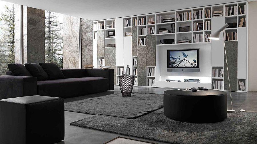 kệ phòng khách 9 15 mẫu kệ đứng cho phòng khách của bạn qpdesign