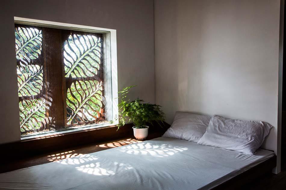 nha dep 10 2 Nhà phố 325m² với thiết kế hòa quyện với thiên nhiên tại Sài Gòn qpdesign