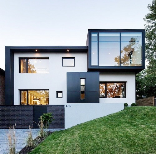 CONNAUGHT HOUSE – NHÀ Ở MONTREAL, CANADA - NATUREHUMAINE